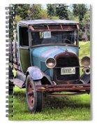 Ferland's Model-a_1136 Spiral Notebook