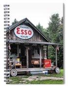 Ferland's_1141 Spiral Notebook