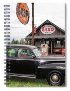 Ferland's_1142 Spiral Notebook