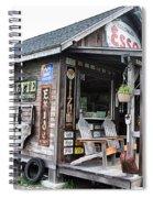 Ferland's_1144 Spiral Notebook
