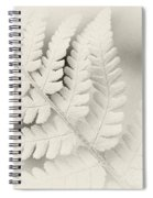 Fern Leaf Spiral Notebook