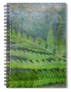 Fern Spiral Notebook