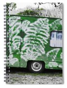 Fern Gully Spiral Notebook