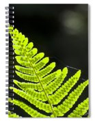 Fern Tip Spiral Notebook