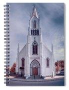 Ferndale Church Spiral Notebook