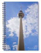 Fernsehturm Berlin Spiral Notebook