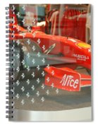 Ferrari Formula One Spiral Notebook