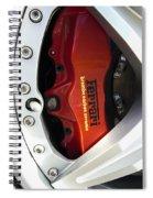 Ferrari Spiral Notebook