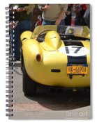 Ferrari Testerosa Spiral Notebook