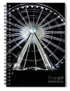 Ferris Wheel 10 Spiral Notebook