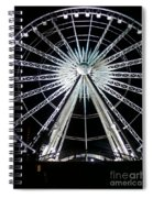 Ferris Wheel 7 Spiral Notebook