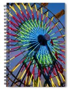 Ferris Wheel, Kentucky State Fair Spiral Notebook