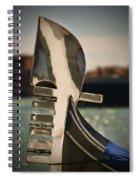 Ferro Spiral Notebook
