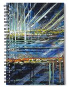 Festival On The Waterfront Spiral Notebook