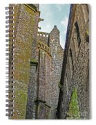 Feudal Canyon Spiral Notebook