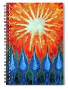 Fever Spiral Notebook