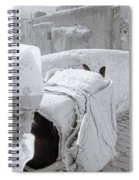 Fez Old City Spiral Notebook