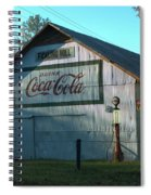 Fickling Mills Spiral Notebook