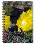 Field Cactus Spiral Notebook