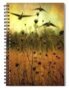 Field Dwellers  Spiral Notebook