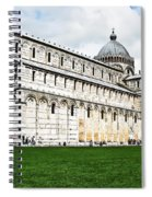 Field Of Dreams Cathedral Spiral Notebook
