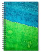 Field Of Dreams Original Painting Spiral Notebook