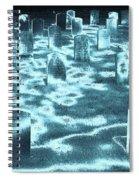 Field Of Lost Spirits Spiral Notebook
