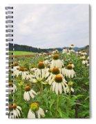 Field Of Medicine Perspective Spiral Notebook