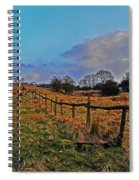 Field Of The Cotswold Spiral Notebook