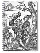 Field Surgeon, 1547 Spiral Notebook