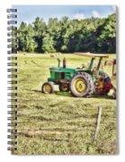 Field Work Spiral Notebook