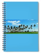 Fiji Spiral Notebook