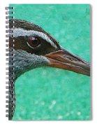 Fijinan Bird 2 Spiral Notebook