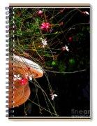 Filigree 4 In A Frame Spiral Notebook