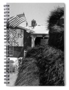 Film Homage Barbara Payton Bride Of The Gorilla 1951 Gorilla Mascot July 4th Mattress Sale 1991 Spiral Notebook