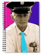 Film Homage Frank Loesser Guys And Dolls 1955 Salvation Army Armory Park Tucson Spiral Notebook