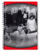 Film Homage Robert Duvall The Apostle 1997 Holy Rollers Tucson Arizona 1970-2008 Spiral Notebook