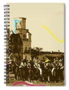 Film Homage Rouben Mamoulian  Ida Lupino  The Gay Desperado 1 1936 San Xavier Tucson Spiral Notebook