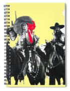 Film Homage The Gay Desperado 1936 Chris-pin Martin  Nino Martini Saguaro  Nat'l Monument Tucson Spiral Notebook