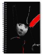 Film Homage Walt Disney's Animators Pinocchio 1940 Aberdeen South Dakota 1964-2008 Spiral Notebook