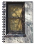 Film Noir  Bobby Driscoll The Window 1949 2 Front Window Eloy Arizona 2004 Spiral Notebook