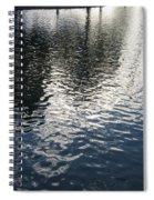 Film Noir Demi Moore Bruce Willis Mortal Thoughts 1991 Dave White Park Casa Grande Arizona 2005 Spiral Notebook