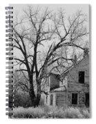 Film Noir Edward G. Robinson Julie London The Red House 1947 1 Farm House Aberdeen Sd 1964 Spiral Notebook