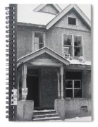 Film Noir Its A Wonderful Life 1947 Never Been Born Section Condemned House Minneapolis 1966 Spiral Notebook