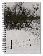 Film Noir Nicholas Ray Ida Lupino On Dangerous Ground 1952 1 Rko Radio Fence Near Aberdeen Sd 1965 Spiral Notebook