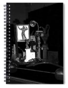 Film Noir Richard Widmark Night And The City 1950 1 Johnny Gibson Health And Gym Equipment Tucson  Spiral Notebook