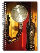 Film Noir Sam Fuller Robert Ryan House Of Bamboo 1955 Oriental Decorations Casa Grande Arizona 2004 Spiral Notebook