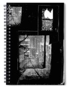 Film Noir Signe Hasso Lloyd Nolan House On 92nd Street 1945 Collage Antlers Hotel Victor Co 1971-'10 Spiral Notebook