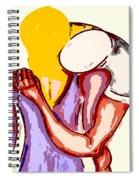 Final Embrace Spiral Notebook