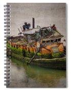 Final Rest Spiral Notebook